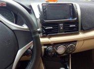 Bán Toyota Vios G đời 2017, màu vàng, giá 590tr giá 590 triệu tại Lạng Sơn