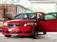 Bán Toyota Vios 2003, màu đỏ chính chủ, giá tốt giá 190 triệu tại BR-Vũng Tàu