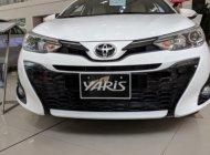 Bán Toyota Yaris 1.5G AT 2018, màu trắng giá 650 triệu tại Hà Nội