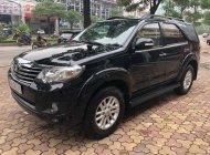 Cần bán gấp Toyota Fortuner năm 2013, màu đen giá 710 triệu tại Hà Nội