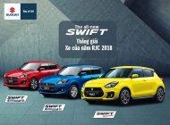 Bán Suzuki Swift GL sản xuất 2018, màu đỏ, xe nhập giá 499 triệu tại Đồng Nai