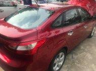 Cần bán Ford Focus 1.6 MT đời 2013, màu đỏ giá 425 triệu tại Tp.HCM