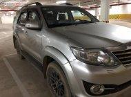Chính chủ bán xe Toyota Fortuner đời 2015, màu bạc giá 780 triệu tại Hà Nội