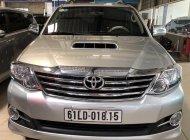 Cần bán xe Toyota Fortuner 2.5G sản xuất 2014, màu bạc, nhập khẩu nguyên chiếc, giá chỉ 825 triệu giá 825 triệu tại Tp.HCM