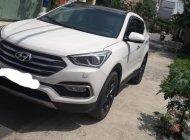 Bán xe Hyundai Santa Fe full option đời 2016, màu trắng giá 1 tỷ 25 tr tại Tp.HCM