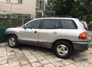Cần bán lại xe Hyundai Santa Fe Gold MT năm 2002, màu bạc, nhập khẩu số sàn giá 200 triệu tại Hà Nội
