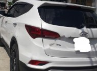 Bán xe Hyundai Santa Fe đời 2016, màu trắng xe gia đình giá 1 tỷ 25 tr tại Tp.HCM