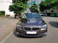 Cần bán BMW 5 Series 520i đời 2013, màu nâu, nhập khẩu giá 1 tỷ 185 tr tại Hà Nội