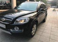 Cần bán Chevrolet Captiva LTZ Maxx 2.4 AT 2010, màu đen số tự động, giá 395tr giá 395 triệu tại Hà Nội