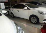 Cần bán Toyota Vios 1.5E năm 2016, màu trắng như mới giá 480 triệu tại Đồng Nai
