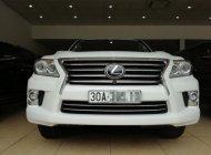 Bán Lexus LX570 nhập Mỹ,màu trắng , đăng ký lần đầu năm 2015, tư nhân,chính chủ,thuế sang tên 2%. giá 4 tỷ 625 tr tại Hà Nội