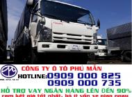 Bán xe tải 5 tấn - dưới 10 tấn đời 2018, màu trắng, nhập khẩu nguyên chiếc giá 750 triệu tại Tp.HCM