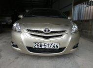 Bán xe Toyota Vios G sản xuất 2008, màu bạc giá 340 triệu tại Thái Nguyên