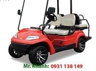 Bán xe điện sân Golf 4 chỗ Lvtong 2+2 nhập khẩu giá cạnh tranh giá 155 triệu tại Tp.HCM