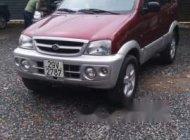 Bán Daihatsu Terios 1.3MT đời 2004, màu đỏ, nhập khẩu nguyên chiếc chính chủ giá 208 triệu tại Hà Nội
