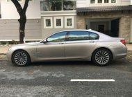 Gia đình cần bán BMW 750 Li nhập Mỹ, SX 2011, màu vàng cát giá 1 tỷ 286 tr tại Tp.HCM