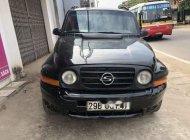 Bán xe Ssangyong Korando MT đời 2003, màu đen, máy gầm ngon giá 120 triệu tại Hà Nội