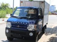 Bán xe tải Dongben 770kg thùng kín, màu xanh, giá tốt giá 175 triệu tại Tp.HCM