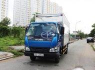 Isuzu 1T9 thùng dài 6m2 thùng kín, trả trước 20%, giá cạnh tranh có trả góp giá 519 triệu tại Tp.HCM