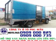Cần mua bán xe tải mới 100% Jac 2.4T giá vừa túi. giá 255 triệu tại Tp.HCM