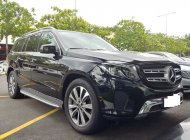 Bán Mercedes GLS400 4Matic sản xuất 2017, màu đen, nhập khẩu Mỹ, biển Hà Nội giá 4 tỷ 390 tr tại Hà Nội