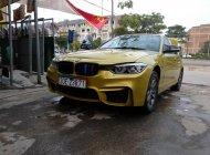 Bán xe BMW 3 Series 318i năm sản xuất 2004, màu vàng độ full BMW M3 F80 giá 450 triệu tại Hà Nội
