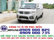 Xe tải Dongben X30 là dòng xe cao cấp giá 254 triệu tại Tp.HCM