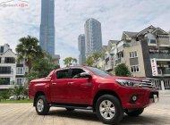 Bán Toyota Hilux 2.8G 4x4 AT đời 2017, màu đỏ, xe nhập giá 850 triệu tại Hà Nội
