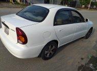 Cần bán gấp Daewoo Lanos 1.5 EX đời 2004, màu trắng giá 75 triệu tại Phú Thọ