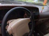 Cần bán lại xe Isuzu Trooper sản xuất năm 2002, màu đen, giá 95tr giá 95 triệu tại Hà Nội