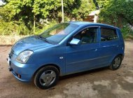 Cần bán gấp Kia Morning năm sản xuất 2007, màu xanh lam, xe nhập xe gia đình giá 138 triệu tại Phú Thọ