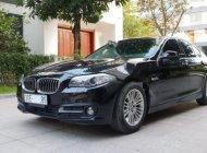 Chính chủ bán xe BMW 5 Series 520i đời 2015, màu đen, xe nhập giá 1 tỷ 430 tr tại Hà Nội
