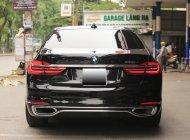 Cần bán lại xe BMW 740Li đời 2016, màu đen số tự động giá 3 tỷ 650 tr tại Hà Nội