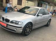 Bán BMW 3 Series 325i đời 2004, màu bạc, xe nhập số tự động giá 240 triệu tại Hà Nội