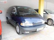 Cần bán xe Toyota Previa LE 1990, màu xanh lam số tự động, 185 triệu giá 185 triệu tại Tp.HCM