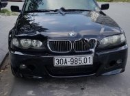 Bán xe BMW 318i 2004, màu đen, nhập khẩu nguyên chiếc giá 238 triệu tại Bắc Ninh