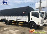 Đánh giá xe tải Isuzu 8 tấn, đặc điểm loại xe tải 8 tấn/ thùng dài 7 mét giá 150 triệu tại Bình Dương