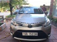 Tư nhân bán xe cũ Toyota Vios 1.5E 2015, giá tốt giá 465 triệu tại Phú Thọ