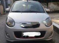 Cần bán gấp Kia Morning SX 1.1 MT Sport sản xuất 2011, màu bạc giá 215 triệu tại Thái Nguyên