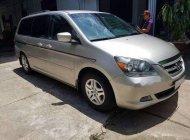 Cần bán Honda Odyssey sản xuất năm 2007, màu bạc, nhập khẩu xe gia đình giá 590 triệu tại Bình Dương