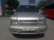 Bán xe Isuzu Trooper 2003, màu bạc, xe nhập giá 168 triệu tại Hà Nội