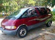 Cần bán Toyota Previa đời 1992, màu đỏ, nhập khẩu số tự động, giá 155tr giá 155 triệu tại Bình Phước