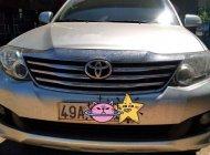 Cần bán gấp Toyota Fortuner 2.7AT đời 2013, từ trong ra ngoài đều zin giá 749 triệu tại Lâm Đồng