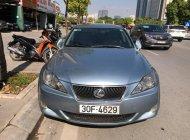 Bán Lexus IS250 đk 2007, 1 chủ từ đầu giá 630 triệu tại Hà Nội
