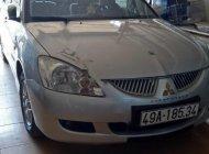 Cần bán xe cũ Mitsubishi Lancer năm sản xuất 2004, màu bạc xe gia đình giá 225 triệu tại Lâm Đồng