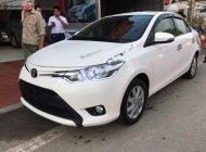 Bán Toyota Vios năm sản xuất 2016, màu trắng số sàn, 485tr giá 485 triệu tại Phú Thọ