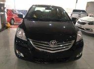 Bán xe Toyota Vios đời 2009, màu đen số sàn giá 255 triệu tại Phú Thọ