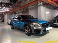 Bán xe Mercedes GLA 45 SX 2015, màu xám, xe nhập giá 1 tỷ 550 tr tại Tp.HCM