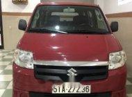 Bán ô tô Suzuki APV năm sản xuất 2011, màu đỏ, giá 268tr giá 268 triệu tại Tp.HCM