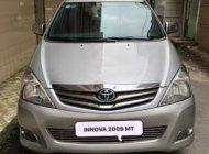 Bán ô tô Toyota Innova G năm sản xuất 2009, màu bạc còn mới giá 385 triệu tại Hậu Giang